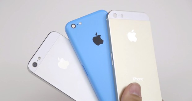 iPhone 5C 5S 5 620x326 Fotocamere a confronto: iPhone 5 vs. iPhone 5c vs. iPhone 5s