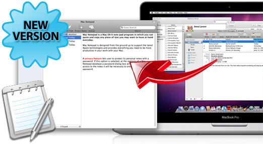 macnotepad 40% di sconto su Notepad per Mac con Italiamac