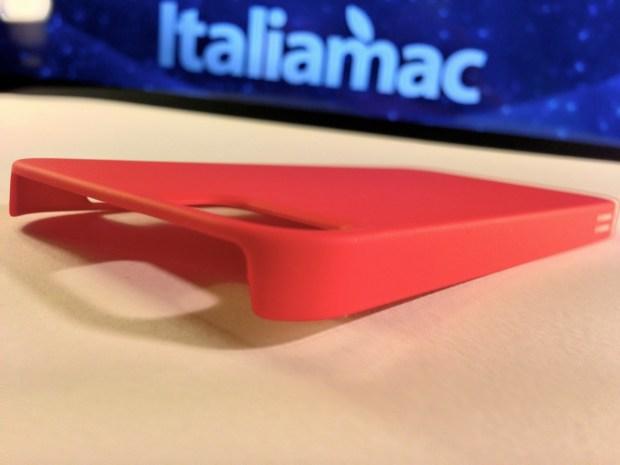 Aiino Italiamac Cover iPhone 015 620x465 Abbiamo provato le cover Aiino Steel (con parti in alluminio) e Rubber (materiale plastico)