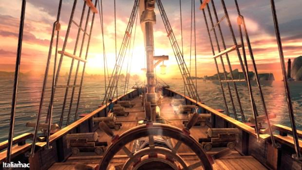 Benvenuti a bordo 620x349 Assassins Creed: Pirates, recensione e gameplay