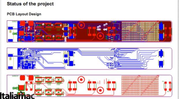 Il progetto 620x345 Smarty Ring, lanello da collegare allo smartphone