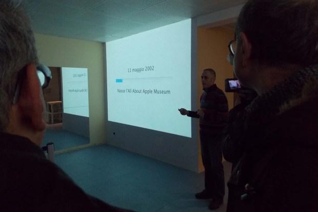 AAA 1639 620x413 All About Apple: presentata la nuova sede a Savona del museo Apple più fornito del mondo