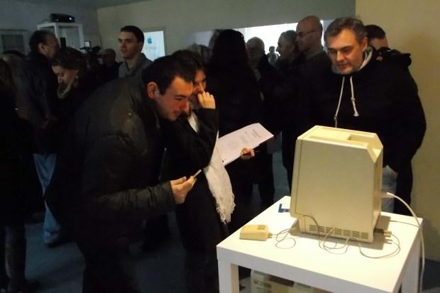 AAA 1716 620x413 All About Apple: presentata la nuova sede a Savona del museo Apple più fornito del mondo
