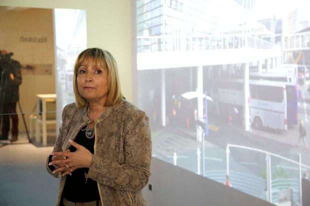 Monica Brondi Punto a capo 620x413 All About Apple: presentata la nuova sede a Savona del museo Apple più fornito del mondo