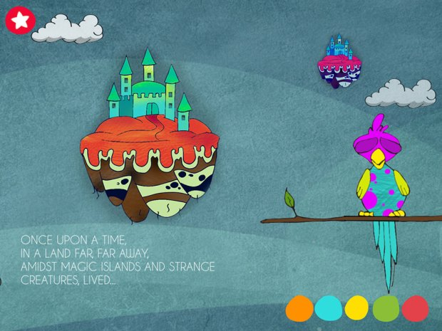 Tale of Tales 05 620x465 Tale of Tales, generatore di fiabe infinite per bimbi per iPhone e iPad