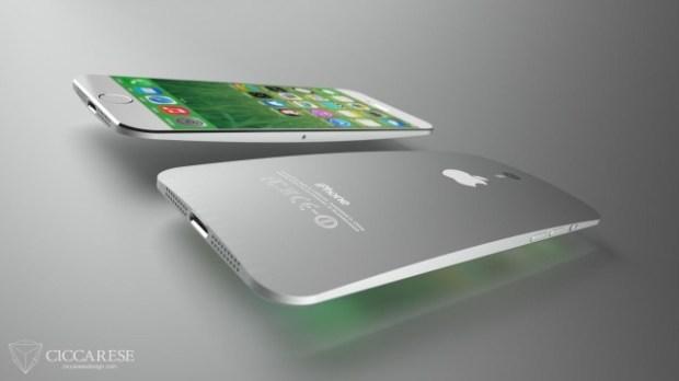 iPhone 6 C 620x348 iPhone 6, ecco il concept più realistico. Potrebbe essere così il prossimo melafonino?