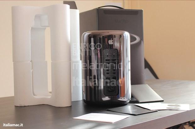 Apple MacPro Black Italiamac 004 620x413 Mac Pro: gli utenti segnalano problemi