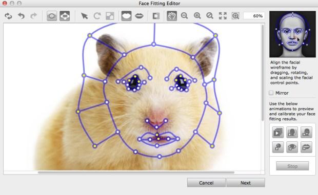 Schermata 2014 04 14 alle 20.39.11 620x381 CrazyTalk 7: animiamo immagini, personaggi e volti con il Mac