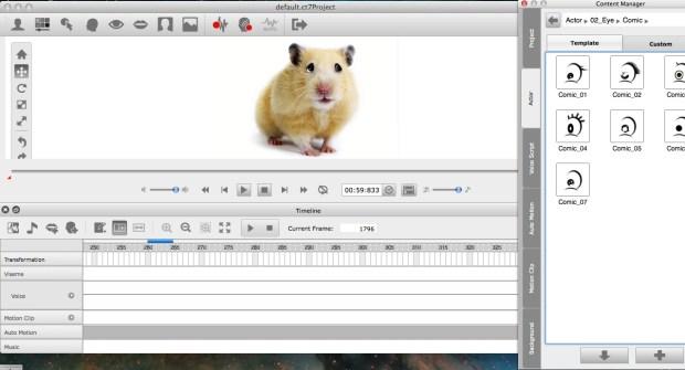 Schermata 2014 04 14 alle 20.50.31 620x335 CrazyTalk 7: animiamo immagini, personaggi e volti con il Mac