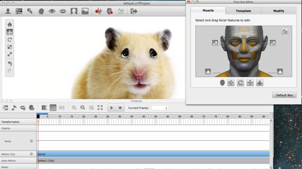 Schermata 2014 04 14 alle 20.59.35 620x348 CrazyTalk 7: animiamo immagini, personaggi e volti con il Mac