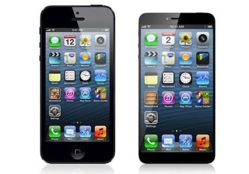 mockup iphone 5s e 6 senza pulsante home 620x396 La maggior parte dei consumatori acquisterà il nuovo iPhone