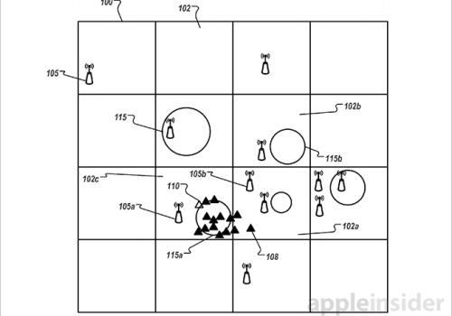 wifi 620x451 Apple: un brevetto per usare il WiFi al posto del GPS negli edifici