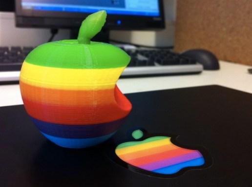 dapple 620x461 Una stampante 3D tra le idee innovative dellAzienda di Cupertino