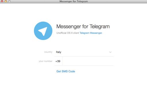 telegrammac1 620x460 Telegram, lapplicazione di messaggistica ora è anche disponibile per Mac