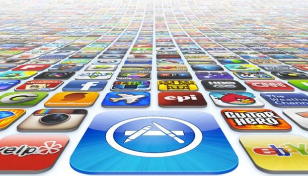 App Store1 620x355 Gli utenti Apple utilizzano solo il 39% delle Applicazioni scaricate
