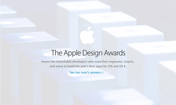 Design Awards2014 620x372 Vengono annunciati i vincitori degli Apple Design Awards in una sessione tenuta nel Moscone Center