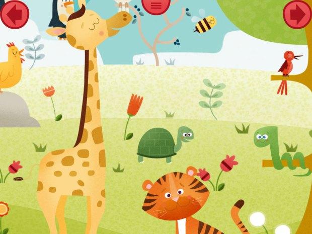 app la bibbia bambini 2 620x465 La Bibbia per bambini, nuove storybook app per iOS