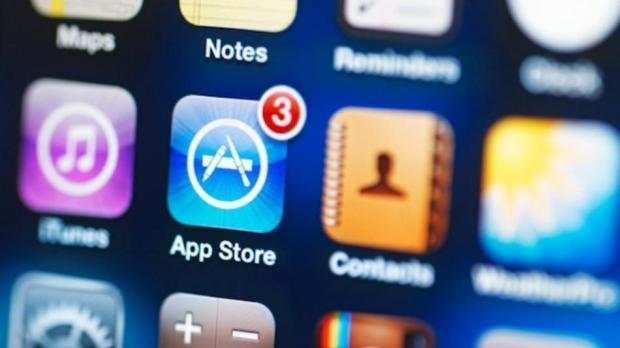 app store 620x348 Gli utenti Apple utilizzano solo il 39% delle Applicazioni scaricate