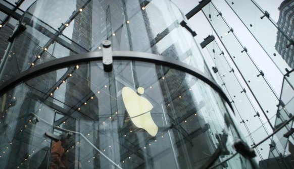 On Their 10th Anniversary Apple Stores Get A Makeover