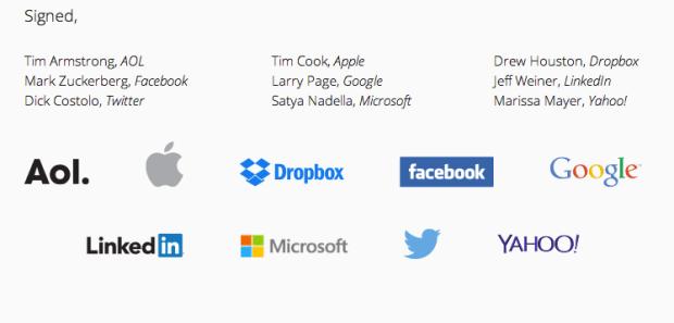 siliconvalley 620x297 Apple, insieme ad altri big della Silicon Valley, firma una richiesta al Senato per la Privacy