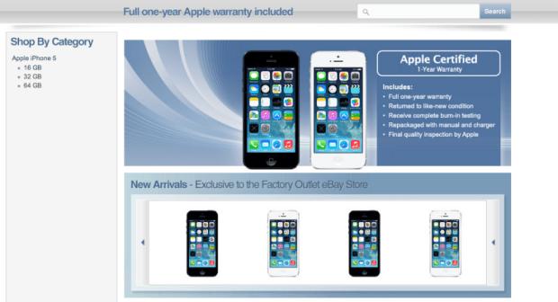 applesiteebay 620x336 Apple afferma ottimi ricavi per le vendite dal programma Trade in per i propri iDevice