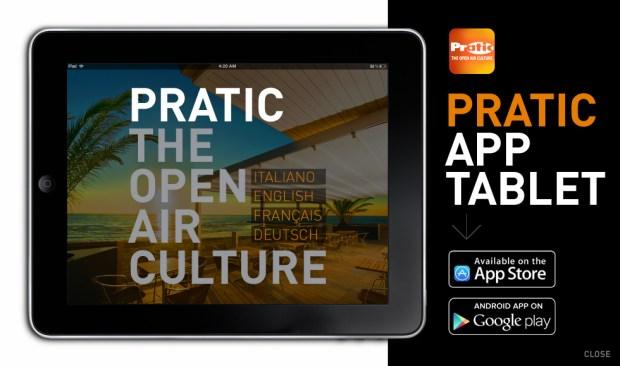 tende da sole pratic app tablet 620x366 La app per iPad di Pratic tende da sole, con foto e video