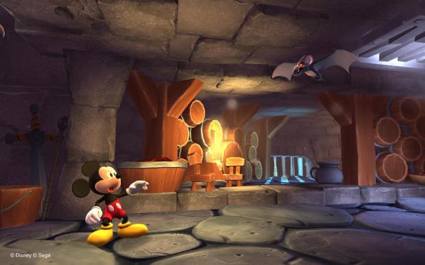 topolinomac2 620x387 Castle Of Illusion un avventura Disney insieme a Topolino