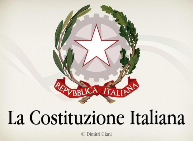 COSTITUZIONEITALIANA 620x452 Costituzione Italiana Pro è un'applicazione per iPhone, iPad e iPod Touch che permette la lettura della Costituzione Italiana