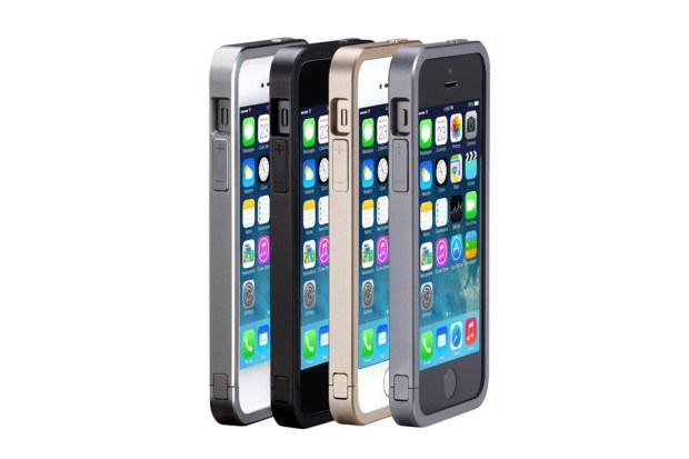 aluframe 620x413 Just Mobile: AluFrame un bumper in alluminio per iPhone 5 e iPhone 5S