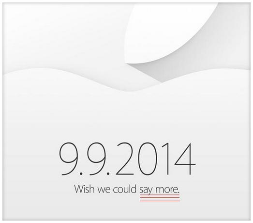 invitoapple4 [Humor] 10 modi per analizzare linvito di Apple per la presentazione del nuovo iPhone