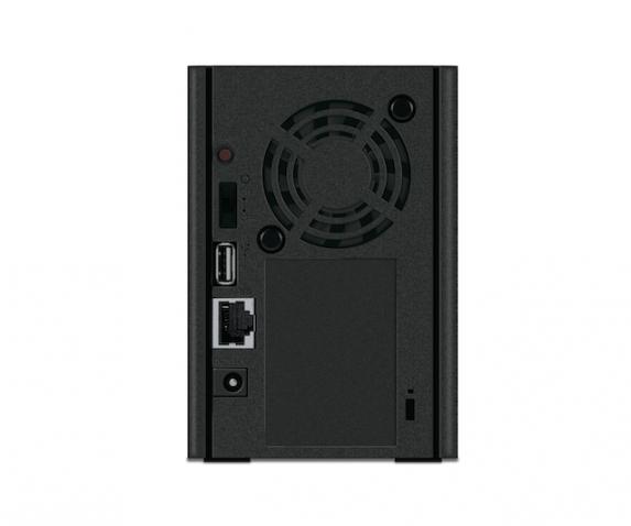 ls220d b1 LinkStation 220, Il NAS di Buffalo adatto anche ai meno esperti