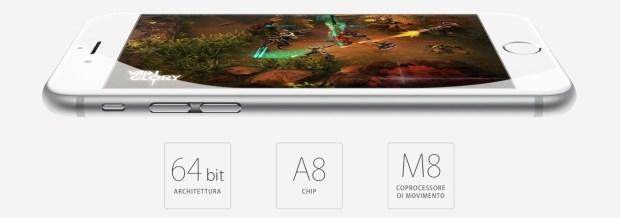 Prestazioni 620x218 iPhone 6 e 6 Plus sono realtà: in Italia dal 26 settembre