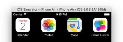 Schermata 2014 09 06 alle 19.35.54 [Rumors] Il nome iPhone Air spunta sul nuovo Xcode, potrebbe essere questo il nome del nuovo iPhone?
