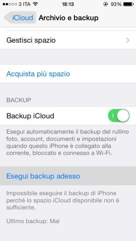cloud2 620x1100 [Guida] Come prepararsi al nuovo aggiornamento iOS 8