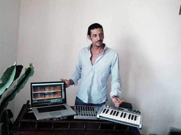 giulianoscarolamac 620x465 Giuliano Scarola, un big tra la musica elettronica e le nuove tecnologie