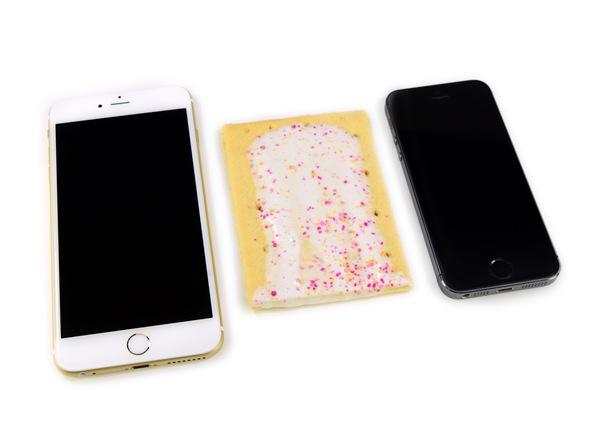 ifixit [immagini + Video ] iFixit: iPhone 6 Plus in tutto il suo splendore