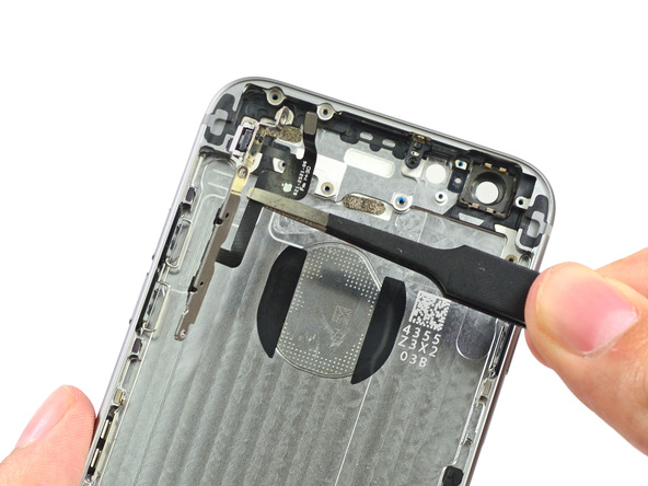 iphone35 [immagini + Video ] iFixit: iPhone 6 in tutto il suo splendore