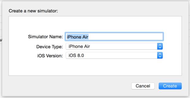 iphoneair 620x322 [Rumors] Il nome iPhone Air spunta sul nuovo Xcode, potrebbe essere questo il nome del nuovo iPhone?