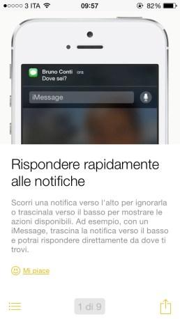 """suggerimentiapple2 620x1100 """"Suggerimenti"""", la nuova App integrata in iOS 8"""