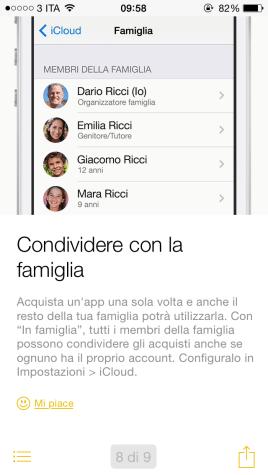 """suggerimentiapple81 620x1100 """"Suggerimenti"""", la nuova App integrata in iOS 8"""