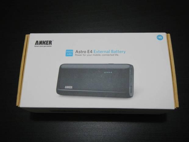 ANKERBATTERY1 620x465 Anker: Batteria Esterna Astro E4 di 2da Generazione da 13000 mAh con Doppia Uscita USB