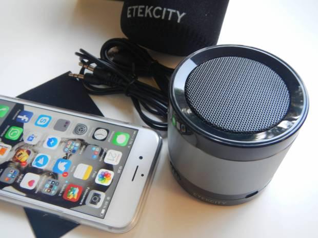 DSCN1493 620x465 Etekcity: RoverBeatsT16 Altoparlante Bluetooth / Wireless speaker portatile
