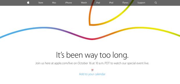 Schermata 2014 10 12 alle 10.39.01 620x290 Apple trasmetterà la diretta streaming del Keynote del 16 ottobre