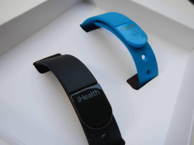 cinturini 620x465 Recensione: Activity Tracker iHealth: dispositivo per il monitoraggio dellattività fisica e del sonno (foto e video)