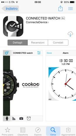 connectedwatch 620x1102 Cookoo Watch 2: un upgrade tra design e software, per un look completamente rinnovato