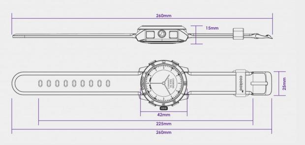 dimensioni cookoo 620x296 Cookoo Watch 2: un upgrade tra design e software, per un look completamente rinnovato