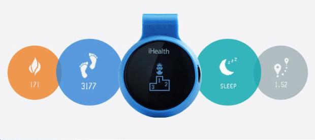 funzioni 620x276 Recensione: Activity Tracker iHealth: dispositivo per il monitoraggio dellattività fisica e del sonno (foto e video)