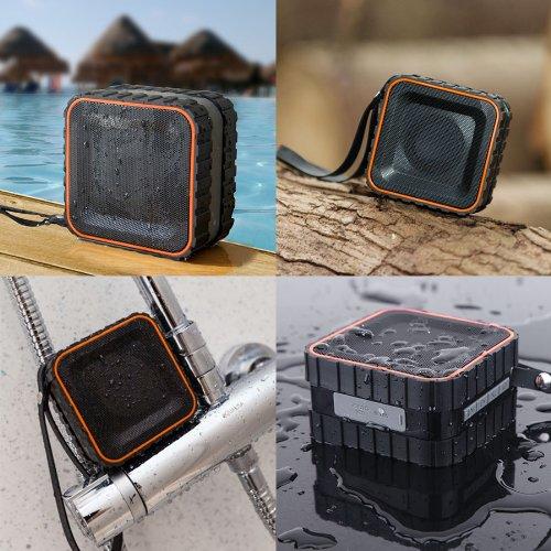 61ollduZJCL Nuovo Speaker portatile Bluetooth ed impermeabile di Inateck