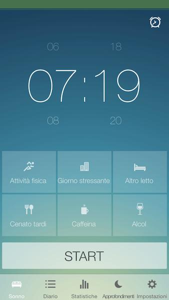 IMG 3405 Sleep Better: Lapp per monitorare il sonno gratis su App Store