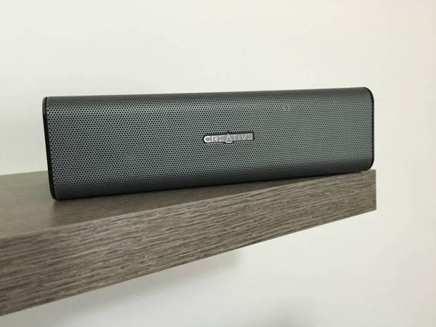 creative11 620x465 Creative Sound Blaster Roar: Speaker portatile wireless Bluetooth compatto, con NFC